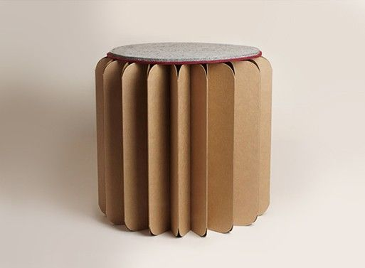 Furniture in a book? Yes, please. This was a Kickstarter project, but now you can purchase directly from Bookniture or from MoMA Store to have your very own book that transforms into a stool/ottoma…