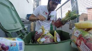 Da Parigi a Varsavia senza spendere un euro: la sfida di Baptiste contro lo spreco alimentare