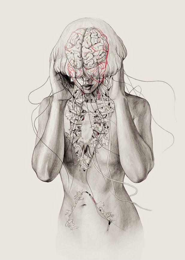 Elisa Ancori #drawing #illustration
