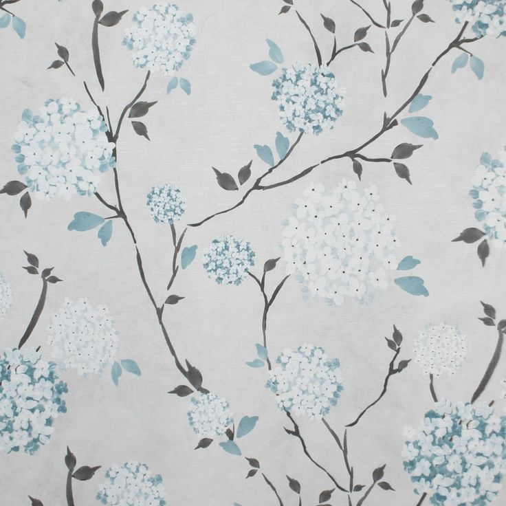 Home Decor Fabric VERONA - Tranquil - Turquoise