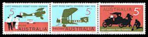 Australia 470a Stamps 1st England to Australia Flight Stamps AUS 470a-1 MNH STR 3