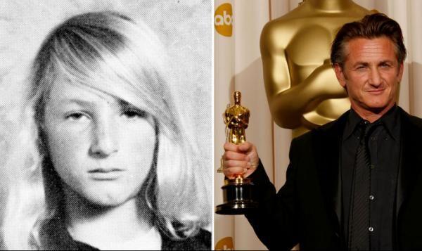 Sean Penn | Las fotos de juventud de los ganadores de los Oscar - Yahoo Celebridades