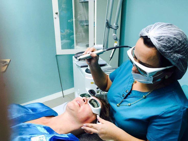 Kalieska Arroyo | Tratamiento Láser Fotona 4D | Clínica Plástica