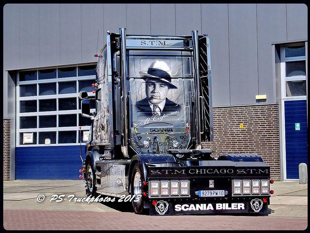 SCANIA T Topline - STM - Al-Capone - France (8) | Flickr - Photo Sharing!