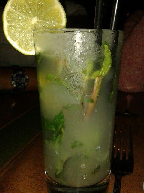 Mojito vodka...
