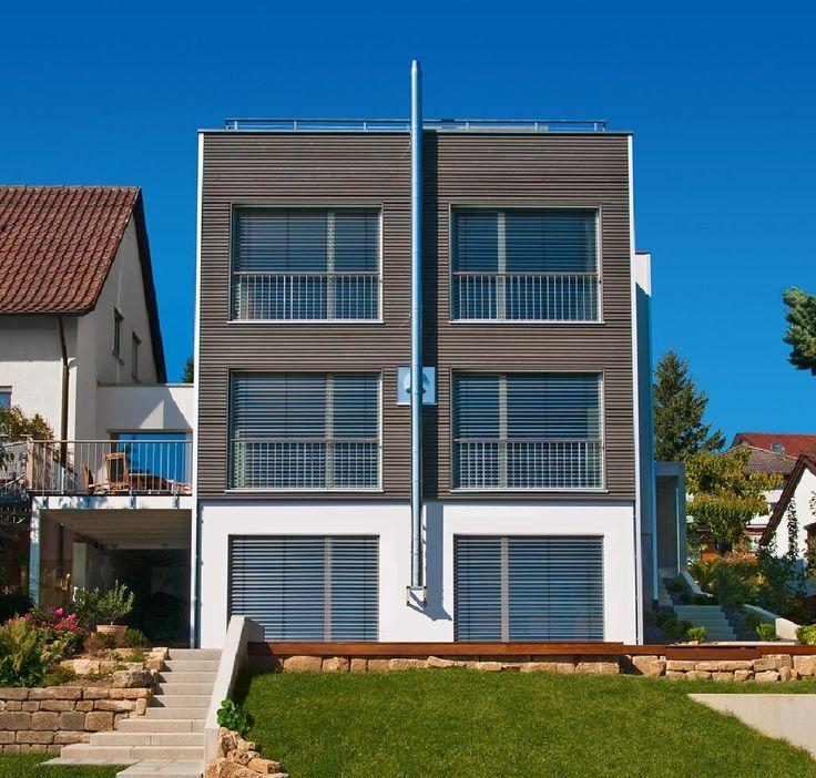Holzfassade Haus 1203 best hausbaudirekt images on build house gable