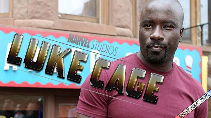 Mike Colter is Marvel's Luke Cage