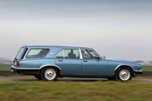 Oldtimers, youngtimers en klassiekers van de toekomst -Jaguar XJ12 Shooting Brake Avon Estate - thecoolcars.nl
