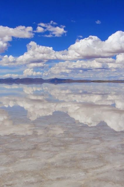 Salar de Uyuni. Bolivia.