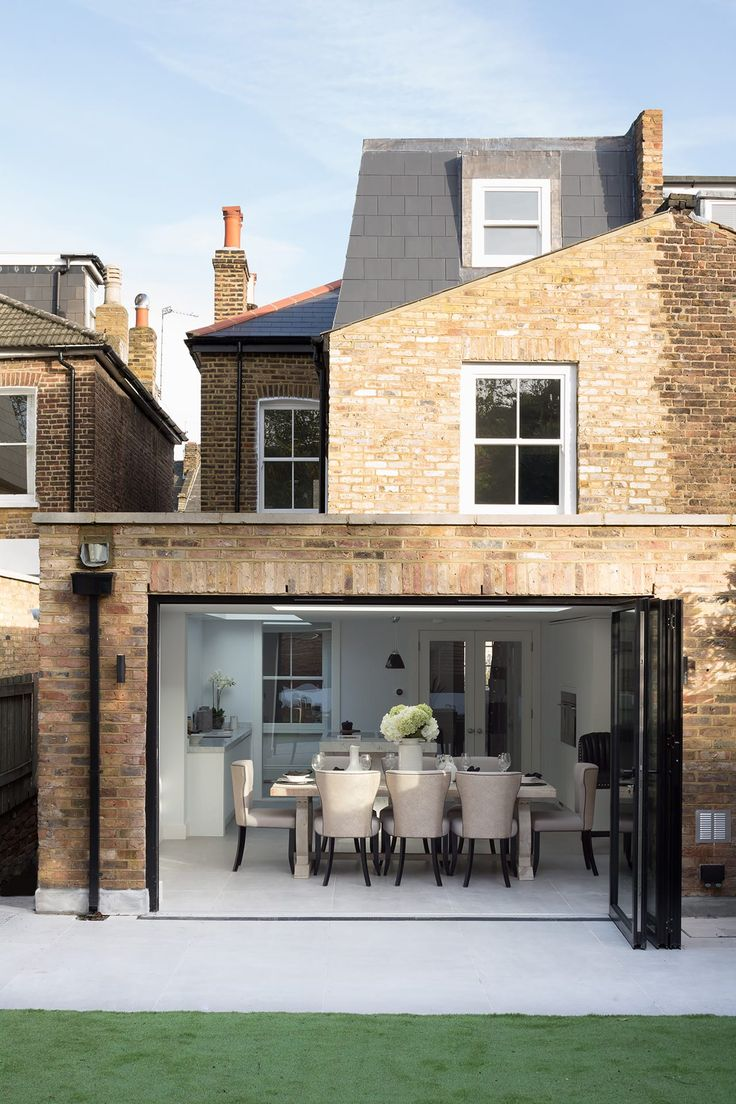 Hughes Developments completed a top to bottom redesign of this semi-detached Victorian house in South West London. The project included a basement dig to provide over 1,000 square feet of extra living space, plus a rear extension and loft conversion. The