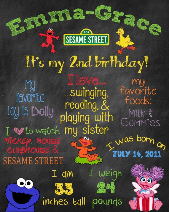 146 Best Images About Sesame Street On Pinterest