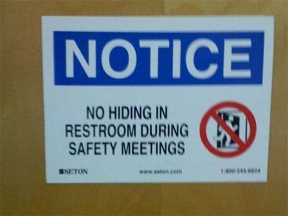 Workplace fails and pranks — 20 Pictures