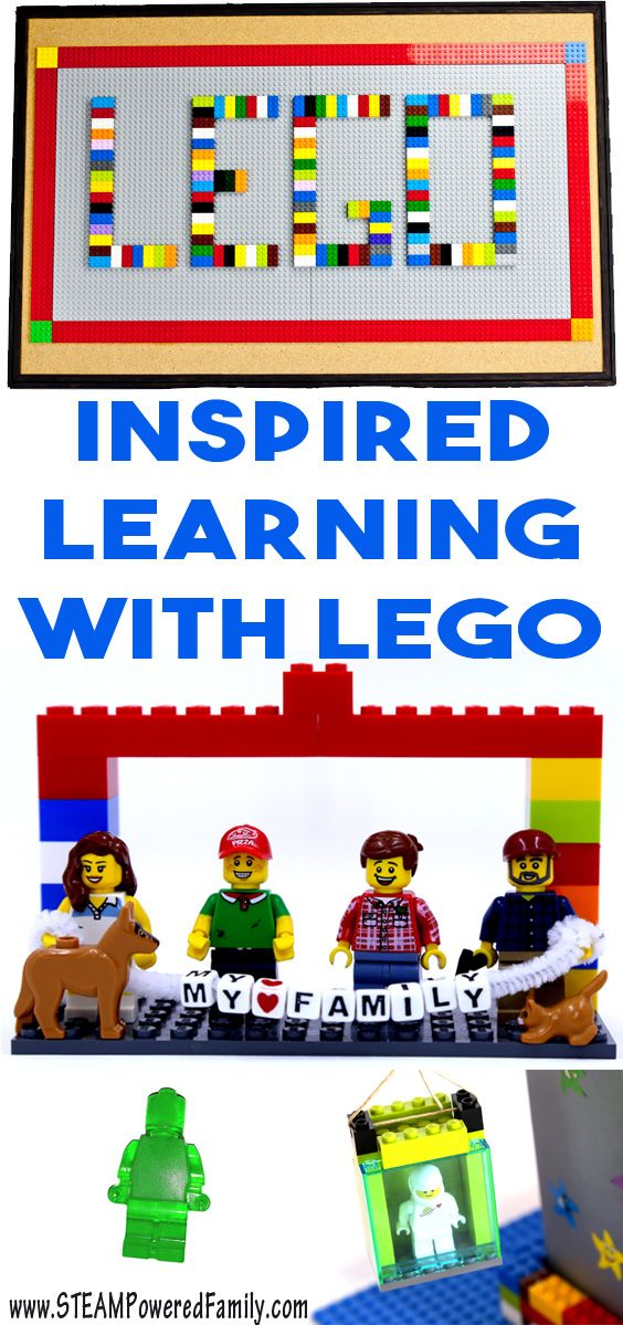 223 best Learning with LEGO images on Pinterest | Lego activities ...