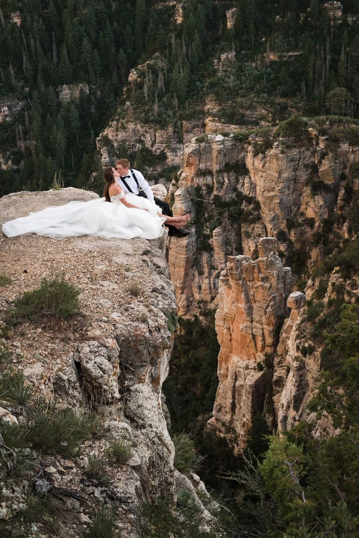 Abby and Michael's Majestic Sedona Wedding at Seven Canyons - Cameron and Kelly Studio