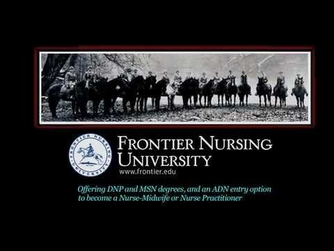 "Frontier Nursing University -- ""Call the Midwife"" Spot Featured on PBS"