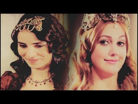 ● Mahidevran & Hürrem || My Friend {AU} - YouTube