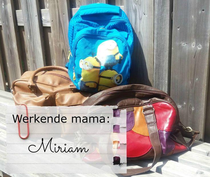 Mama Minke: De werkende moeder: Miriam