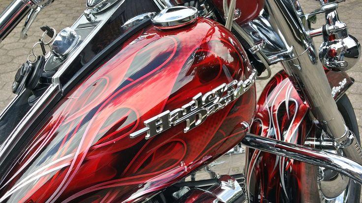 Harley Davidson, Moottoripyörä, Usa, Moottoripyörät