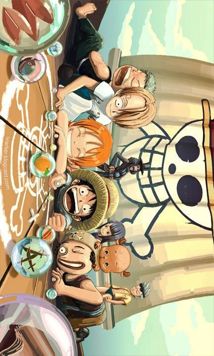Strongest Pirate Crew  onepiece  305d85a5e2ef