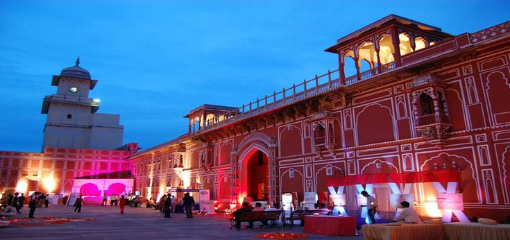 #JaipurWeddingPlanners Jaipur is also known as the name pink city. Generally royal people, kings, celebrities are like to married here for make their wedding memorable. Shiv Vilas Palace, City Palace, Jaimahal Palace, Samode Haveli are the places which can are famous for wedding purpose