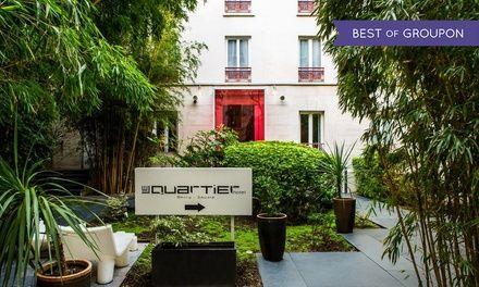 Hôtel Le Quartier Bercy Square à París : Paris : 1 à 3 nuits avec verre de rosé: #PARÍS 59.00€ au lieu de 99.00€ (40% de réduction)