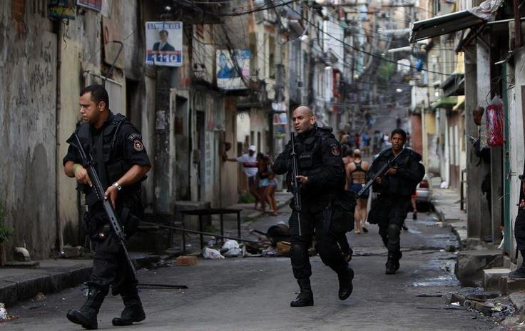 Police Spetial Unit (Brasil BOPE)