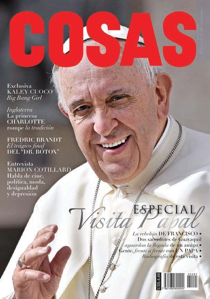 ISSUU - Revista Cosas #291 Junio 2015 by Revista Cosas