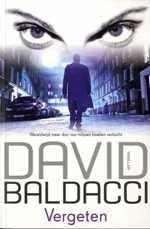 David Baldacci / Vergeten