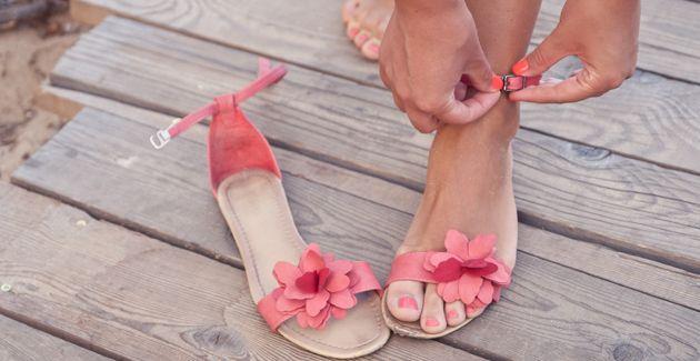 13x platte schoenen die feestelijk genoeg zijn voor een bruiloft