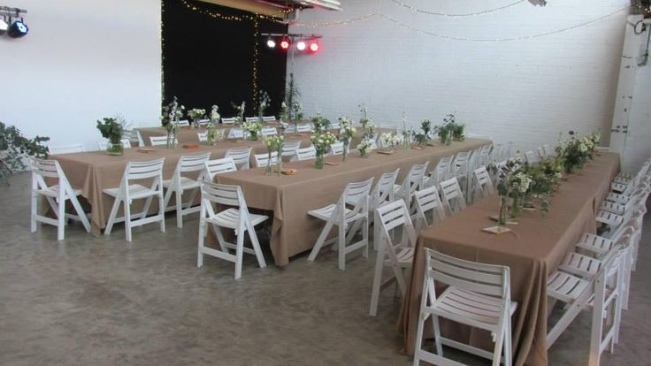Looking for a fabulous venue for your wedding? This warehouse is a blank canvas of creative potential. Perfect for any wedding theme. For more information, check out our website.