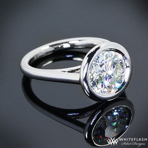 the perfect diamond ring