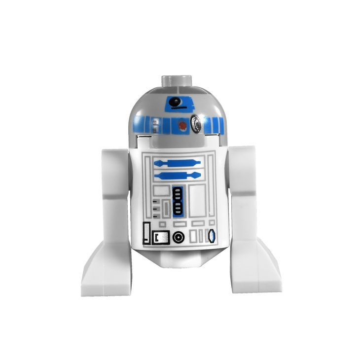 24 best lego people images on pinterest lego clam and kidsroom - Lego starwars r2d2 ...