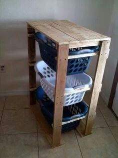 Clothes storage for walkin closet