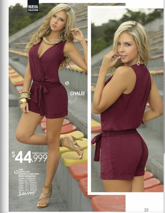 This is a cute romper. ♡