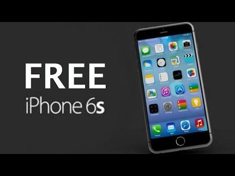 *Win A iphone 6S For 100% Free! | How To Win A iPhone 6S For Free!! iPhone 6S For Free!!! https://www.youtube.com/watch?v=xoVMteCNcms