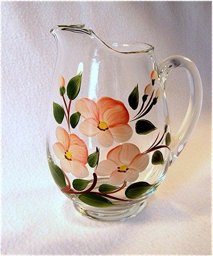 PEACH PITCHER