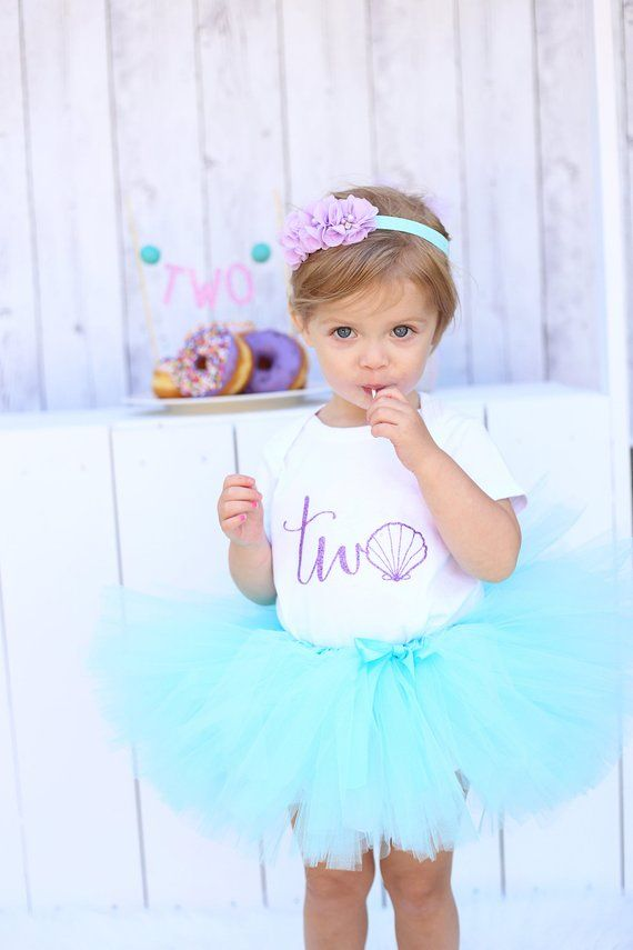 Mermaid themed birthday outfit Mermaid birthday shirt Mermaid tutu Mermaid birthday Mermaid birthday outfit