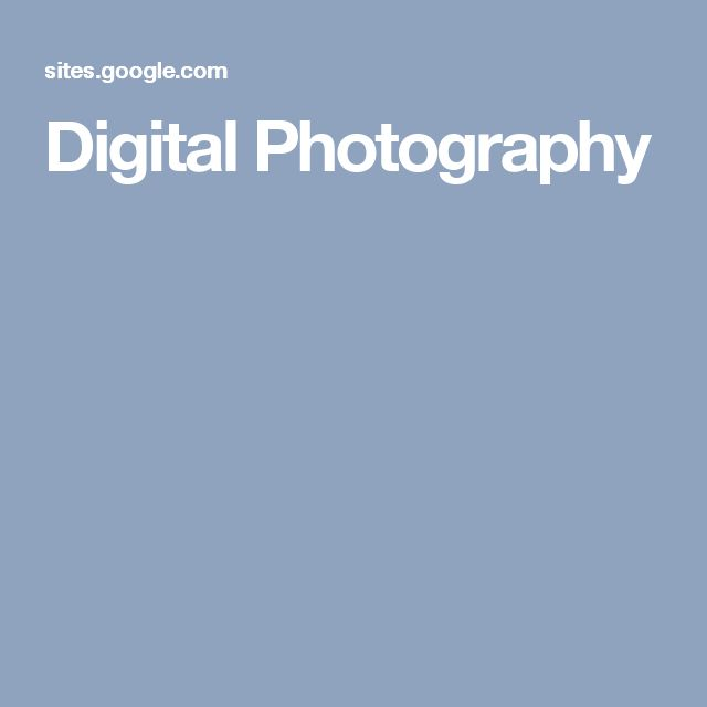 Marc Levoy - Lectures on Digital Photography