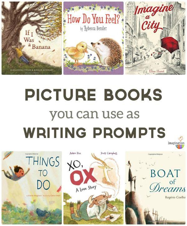 Kindergarten writing activities using picture books pinterest