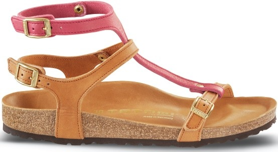 Zdravotní obuv Tatami Essential Varna - rust brown/corallo red / kůže více na: http://marpoint.cz/zdravotni-obuv/zdravotni-obuv-damska/sandaly/