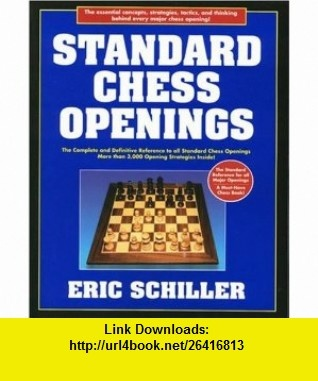 8 best cheap e book images on pinterest tutorials books and the standard chess openings 2nd edition 9781580420488 eric schiller isbn 10 fandeluxe Images