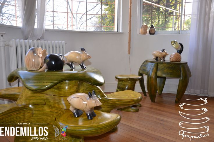 Showroom at #factoria #endemillos #apapacho