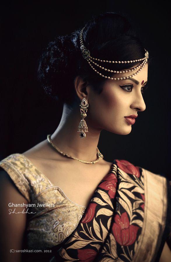 Indian Bride by Sarosh Kazi, via 500px
