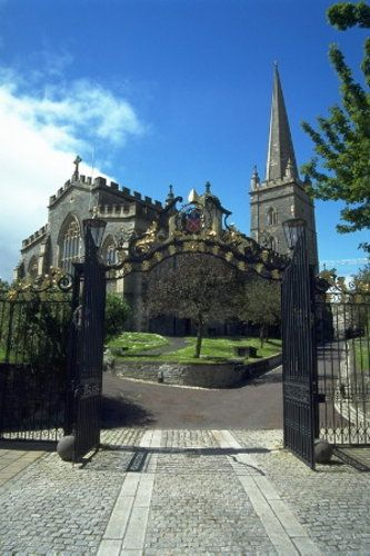 St Columb's Cathedral ~ Derry, Ireland