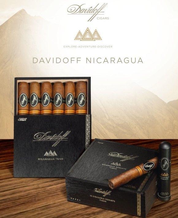 Old Virginia Tobacco Company Davidoff Nicaragua