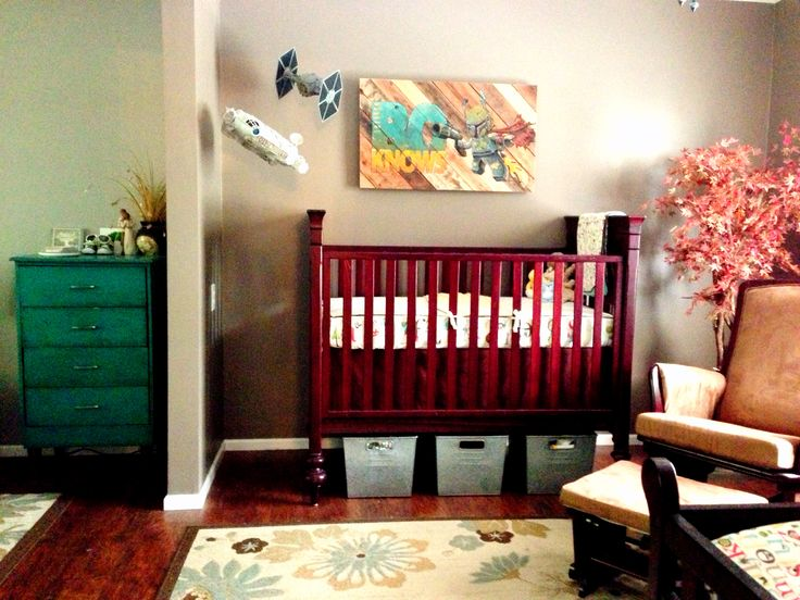 17 best images about crib in master bedroom on pinterest for Master bedroom with attached nursery