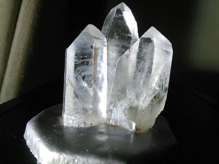 Pontas de quartzo