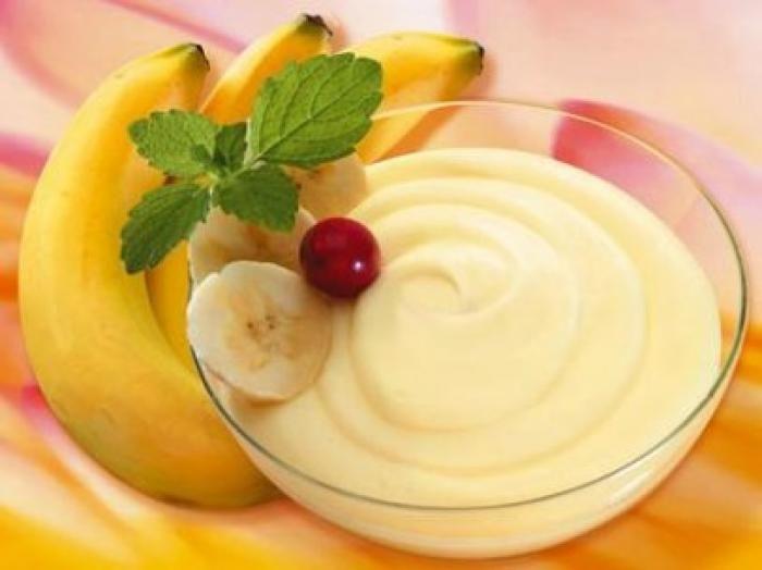 Cr me la banane recette de cuisine algerienne recettes - Cuisine algerienne facebook ...