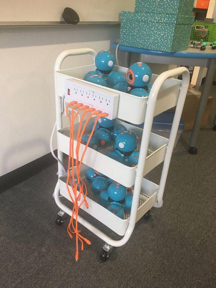 Co2Crea Hard Travel Case for Wonder Workshop Dash Robot ...