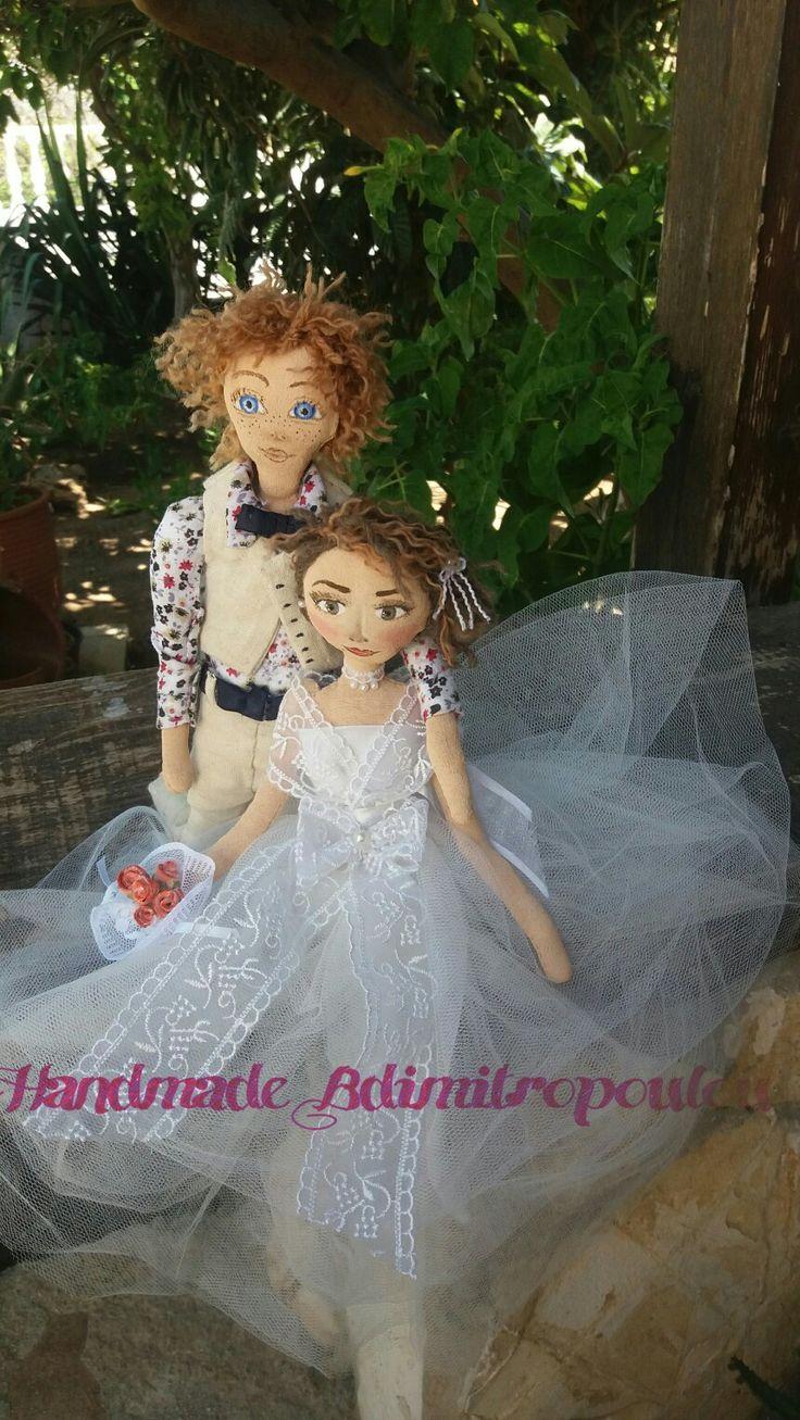 Doll#wedding#nextday album#handmade#Dimitropoulou Barbara